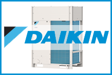 Daikin Air Cooled Aurora