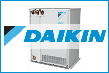 Daikin Water Cooled VRT